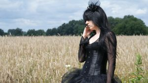 ...Gothic Queen XVI... by Black-Ofelia-Stock