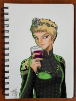 Day 220 Cersei Lannister by TomatoStyles