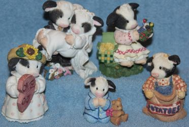 Mary Moo Moos - For Sale by Lovely-DreamCatcher