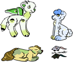 Themed Adopts ~3/4 OPEN~ by ImNotLaise