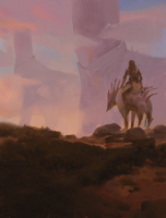 Hervix on the plains by parkurtommo