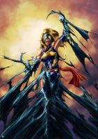 Ms Marvel symbiote by cric