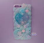 Dreamy Pastel Shaker Decoden Case for iPhone 7+ by CutieDeco