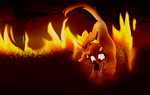 Dash Through Fire by AstersCalamity