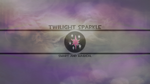 Twilight Sparkle Smart and Magical by pims1978