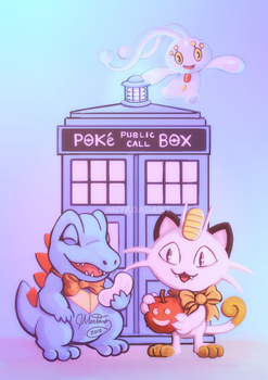 PMD Team Tardis by anyroad