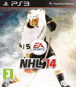 NHL 14 cover by kejsi