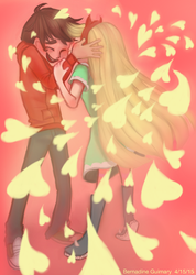 Starco: Hearts by Otakuofeverything