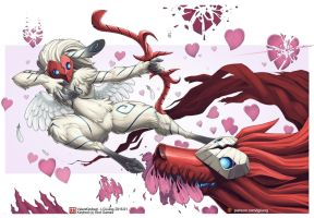Valentine Kindred by lgliang