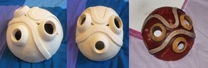 DIY San Mask by LauraNeocleous