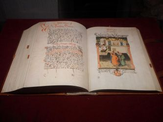 Medieval book by Dracona666STOCK