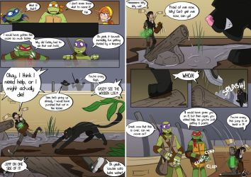 TMNT WM: Pages 5-6 by Samantai