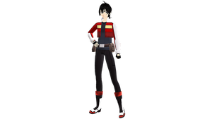 Keith Kogane remade by Drinka1997