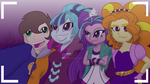 Group picture manic dazzling by CrimsonGlow