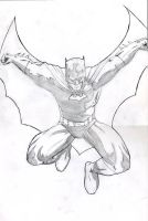 batman by jksketch