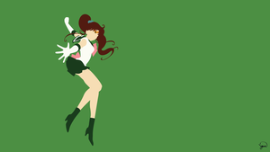 Sailor Jupiter {Sailor Moon} by greenmapple17