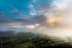 Fog Implosion by OlivierAccart