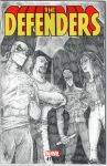 DEFENDERS sketch cover - Pencils by FWACATA