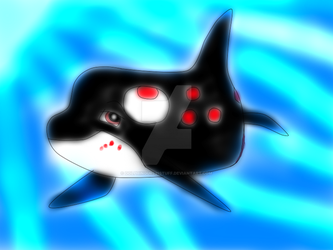 More Markiwhale by Dolphingurl21stuff