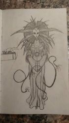 The Lady of Pain by Ciro16