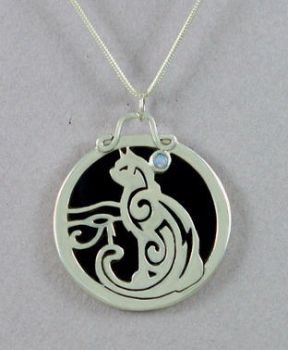 Spirit of the Cat by KellyMorgenJewelry