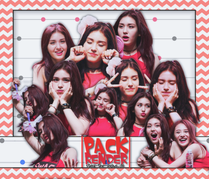 [ 16/08/2016 ] Pack Render Somi IOI by Steal-The-Shows