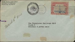 Everglades Challenge Airmail (Animated) by ClymberPaddler