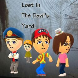 Lost in the Devil's yard. (Old Miifoto) by OlanR24