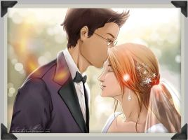 Wedding Album Photo ... by Chidori-aka-Kate
