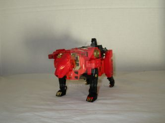 Transformers Customs 020B - Rampage by EchoWing