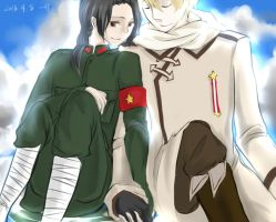 [Rochu]Be always with me. by ChinChuan