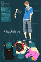 PDL: Riley Solberg by Fire4dragon2