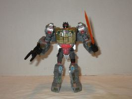 Transformers Customs 014 - Grimlock