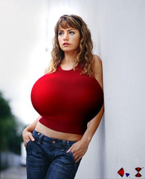 Erica Durance - Big Red by drxprime