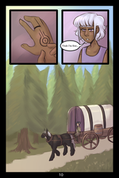 Death Puppet Page 10 by Syndrops