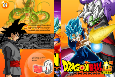 Dragon Ball Super - DVD 07 (V2) by VicoH57