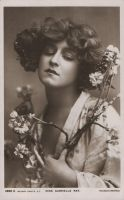 Vintage actress Miss Ray I by MementoMori-stock