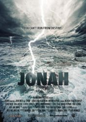 Jonah movie poster by Kxmode