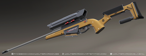 Sidewinder 3D Model by Shockwave9001