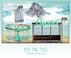#08 Png Pack by Bai by Siguo