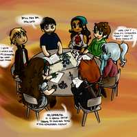 Table Top Meta-Gaming by alden-r