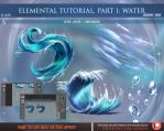 Elemental Tutorial: Water by Axsens