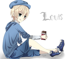 Louis : LucyTenshi by Nagisako
