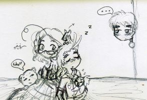 NapTime by Kittychan2005