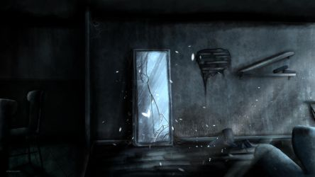Dust: You Are Not Alone Concept Art by Erlance
