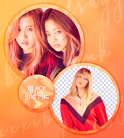 PNG PACK #3 - BLACKPINK by xxxibgdragg