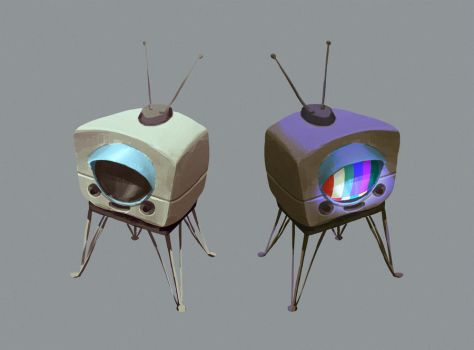 televise by irismuddy