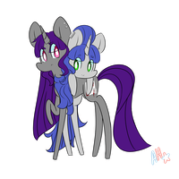 Mlp Commission-Razorsketches by SilverKnight27