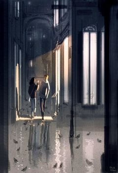 JUST Friends! by PascalCampion