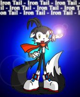 Iron Tail : The Great Cat-Fox by wisp2007